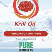 Krill Oil by Pure Nootropics