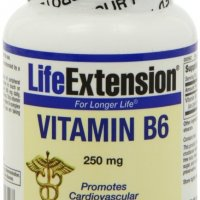Vitamin B6 250MG by Life Extension