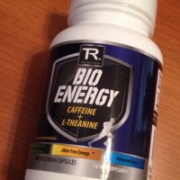 BIO ENERGY by True Recovery - Caffeine + L-Theanine