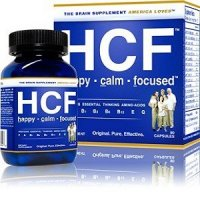 HCF (Happy Focused Calm)