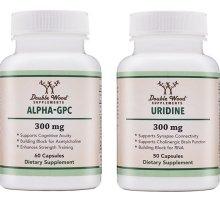 Alpha GPC + Uridine (Nootropic Stack)