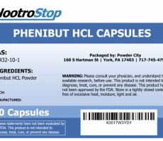 Phenibut by NootroStop