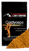 Cordyceps militaris Organic 10:1 Extract Powder