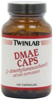 DMAE Caps by Twinlab