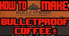 How to Make BulletProof Coffee!  The BEST Method as told by Dave Asprey himself!