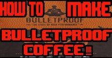 How to Make BulletProof Coffee!  The BEST Method as told by Dave Asprey himself!